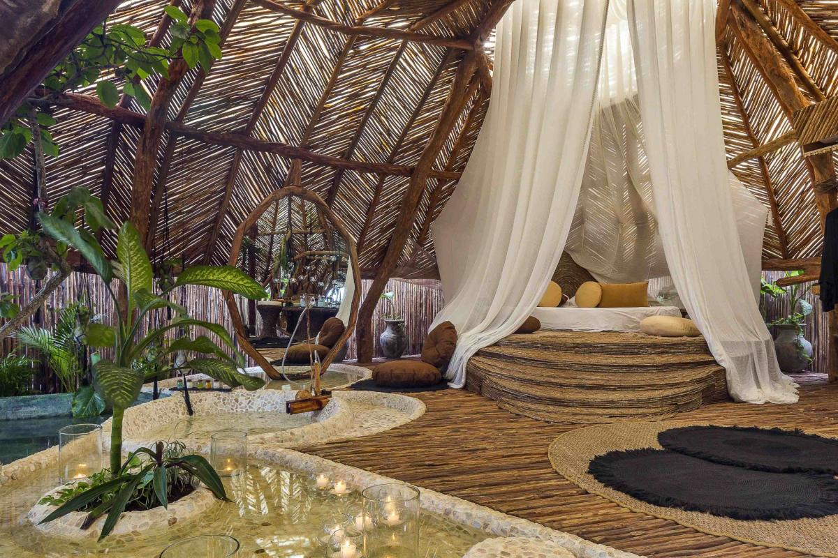 Azulik Resort Tulum