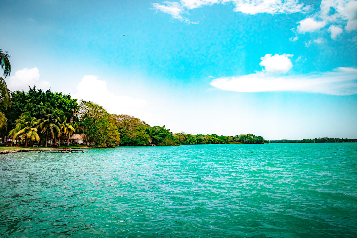 Laguna Milagros 1