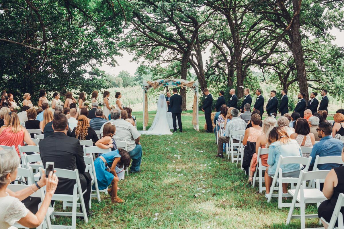 Apple Holler Wedding