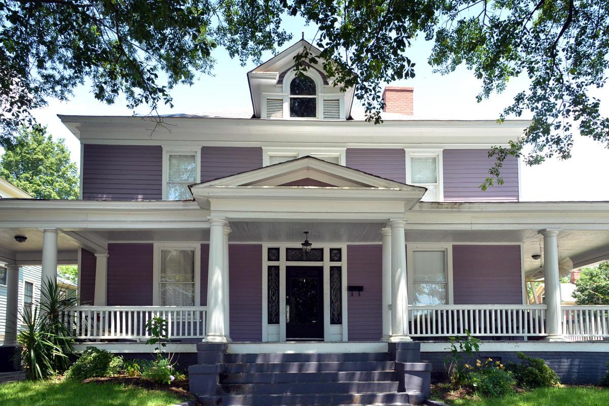 Denton House Historic Oakwood