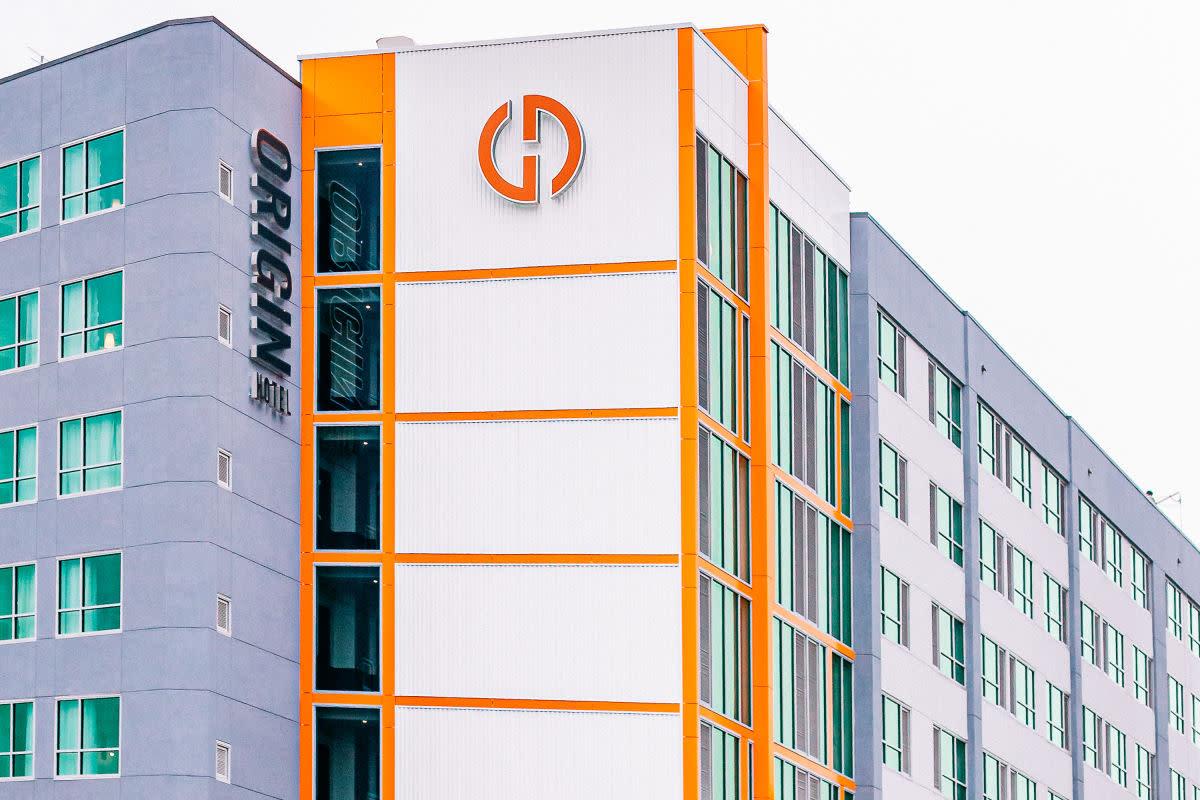 Origin Raleigh Hotel
