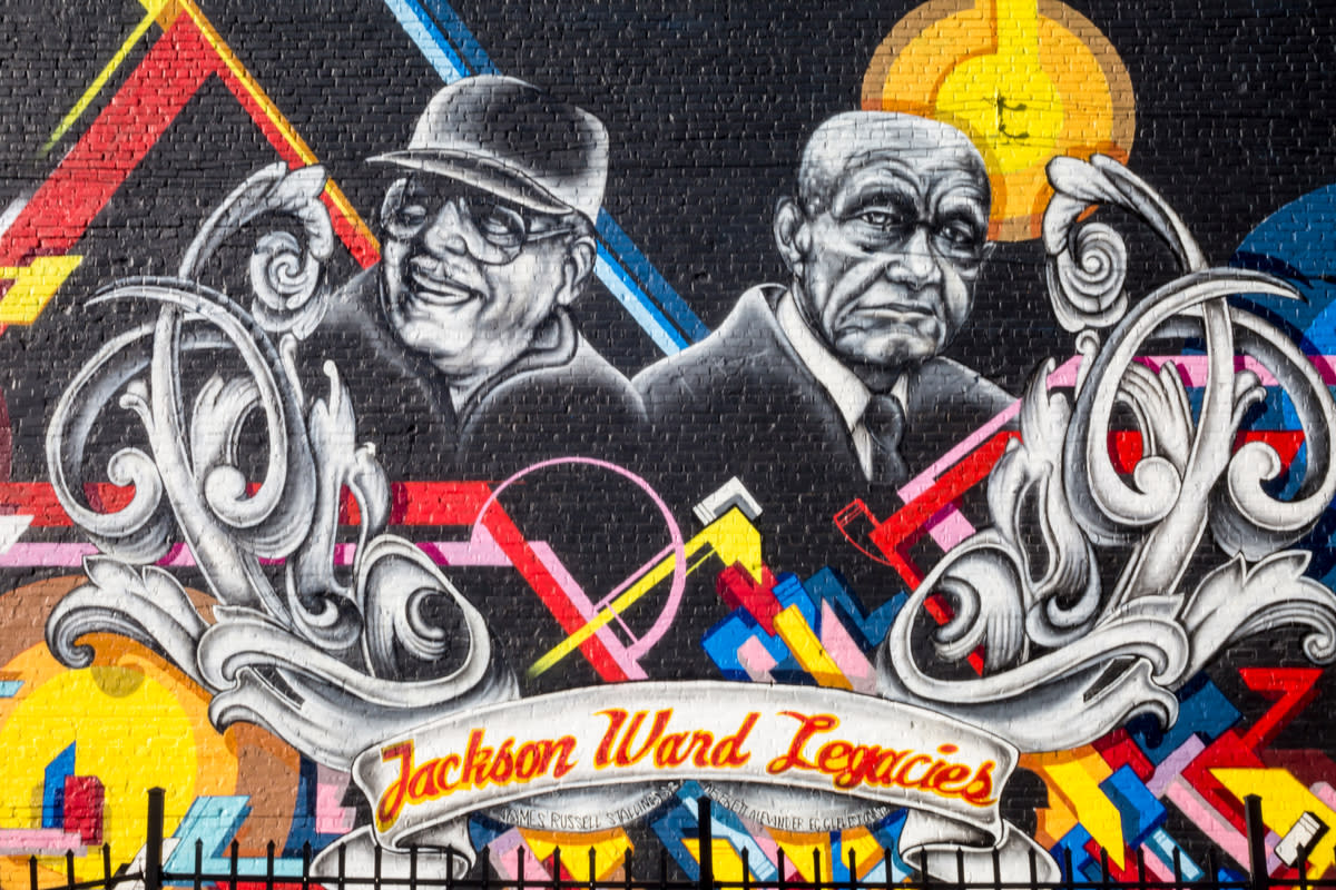 Jackson Ward Legacies Mural