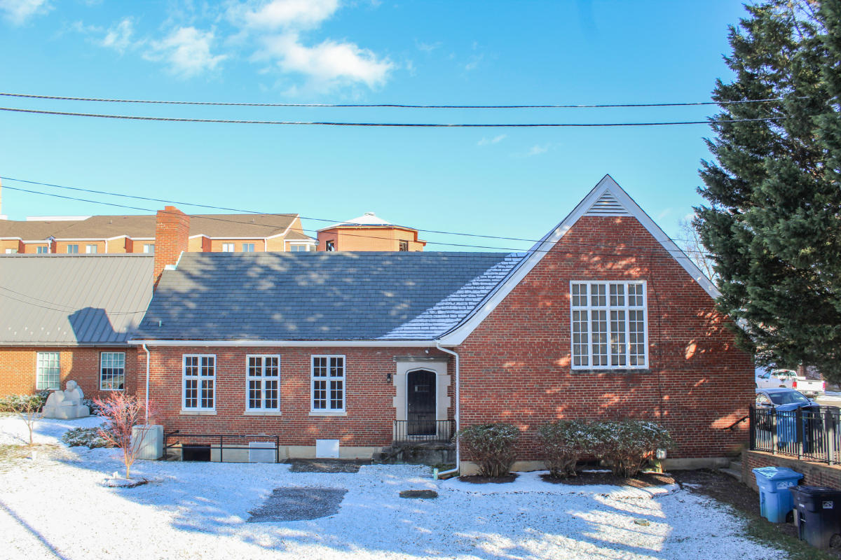 Gainsboro Library - Roanoke, VA