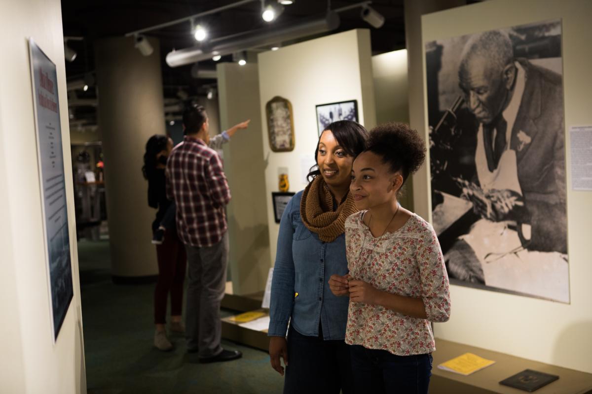 Harrison Museum of African American Culture - Roanoke, VA
