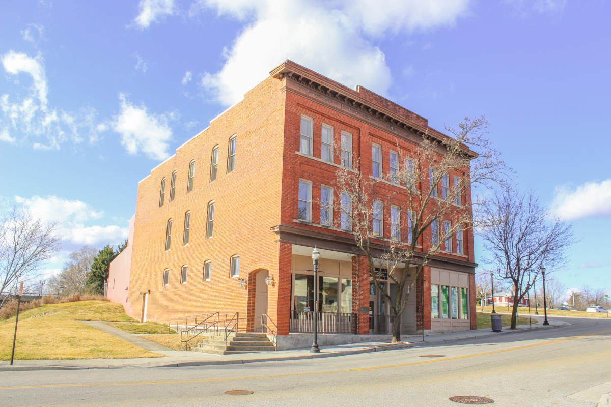 Dumas Center - Roanoke, Virginia
