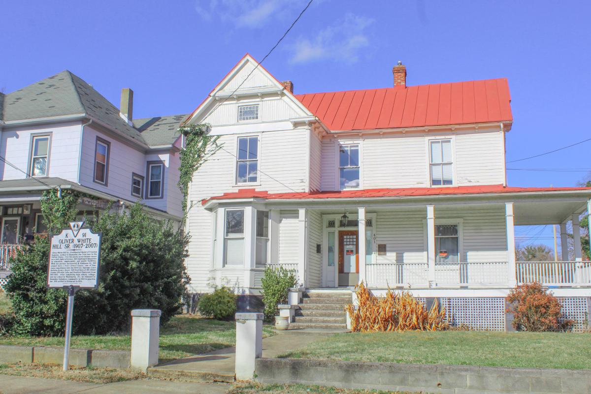 Oliver Hill Homeplace - Roanoke, VA