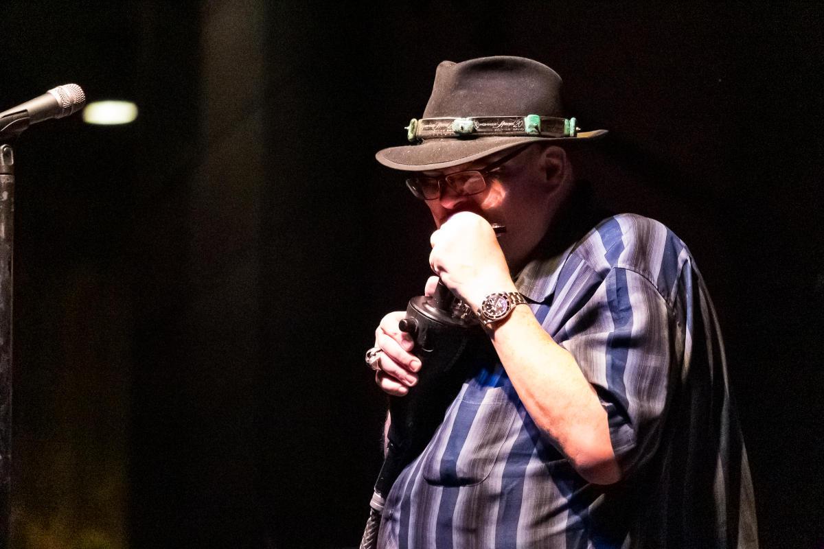 Blues Traveler John Popper