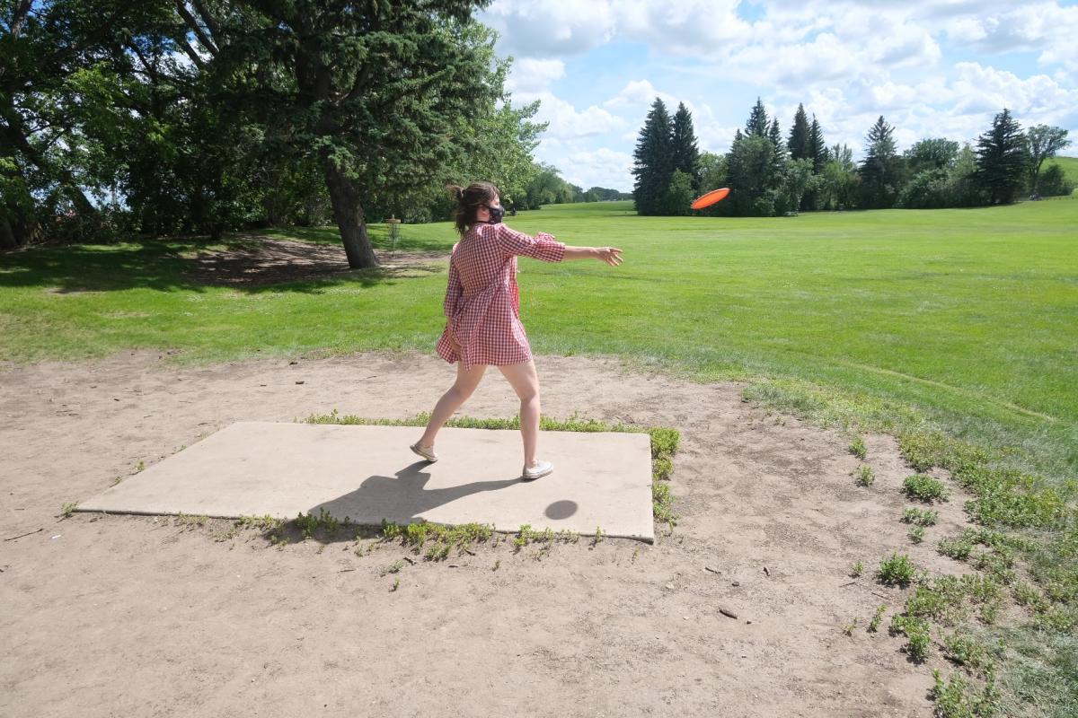 Disc Golf - Escape sports
