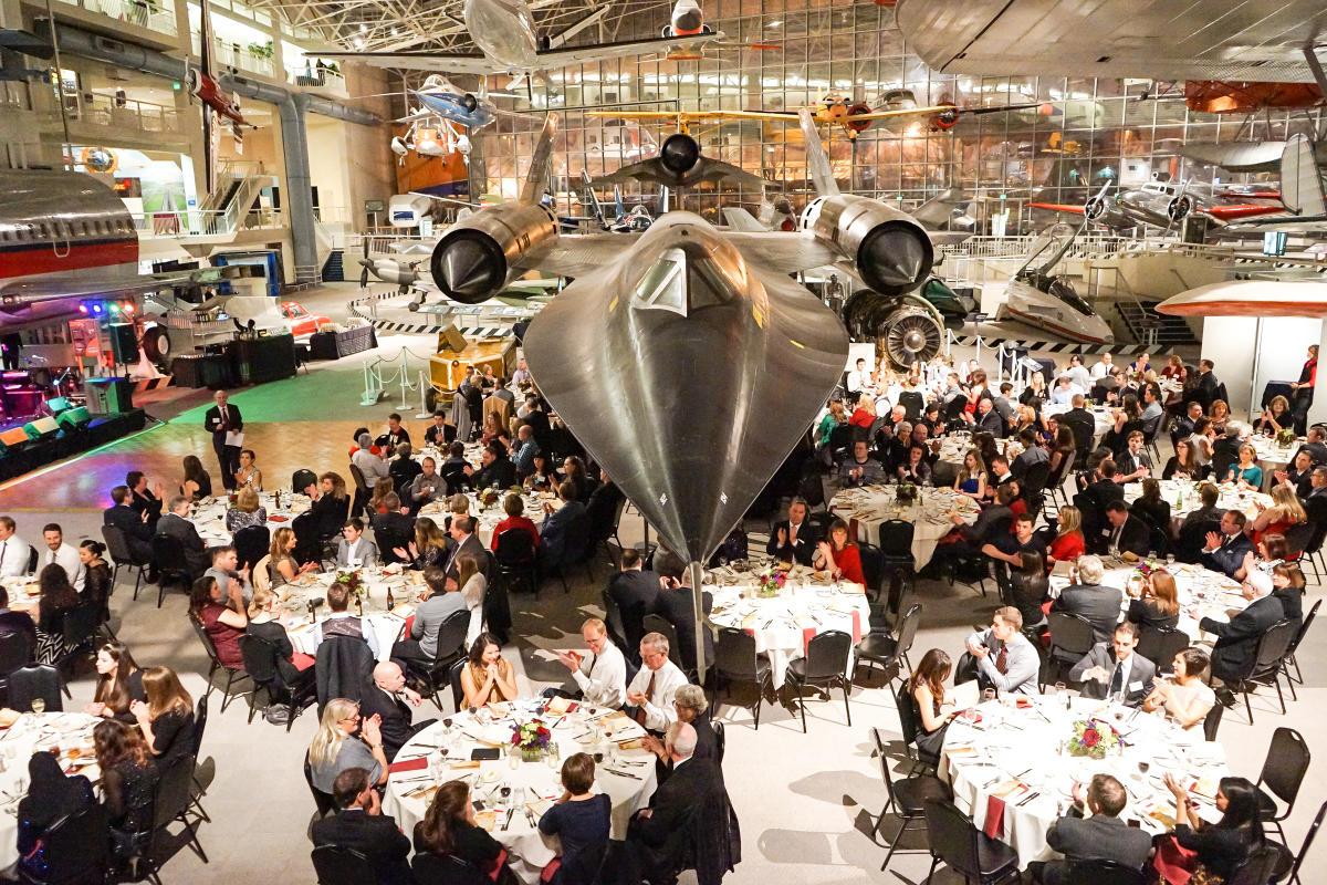 Event at Museum of Flight