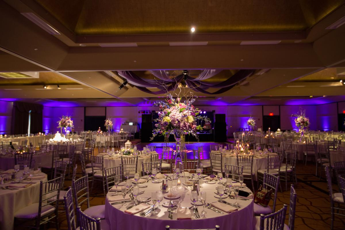 Weddings at Gillespie Conference & Special Event Center