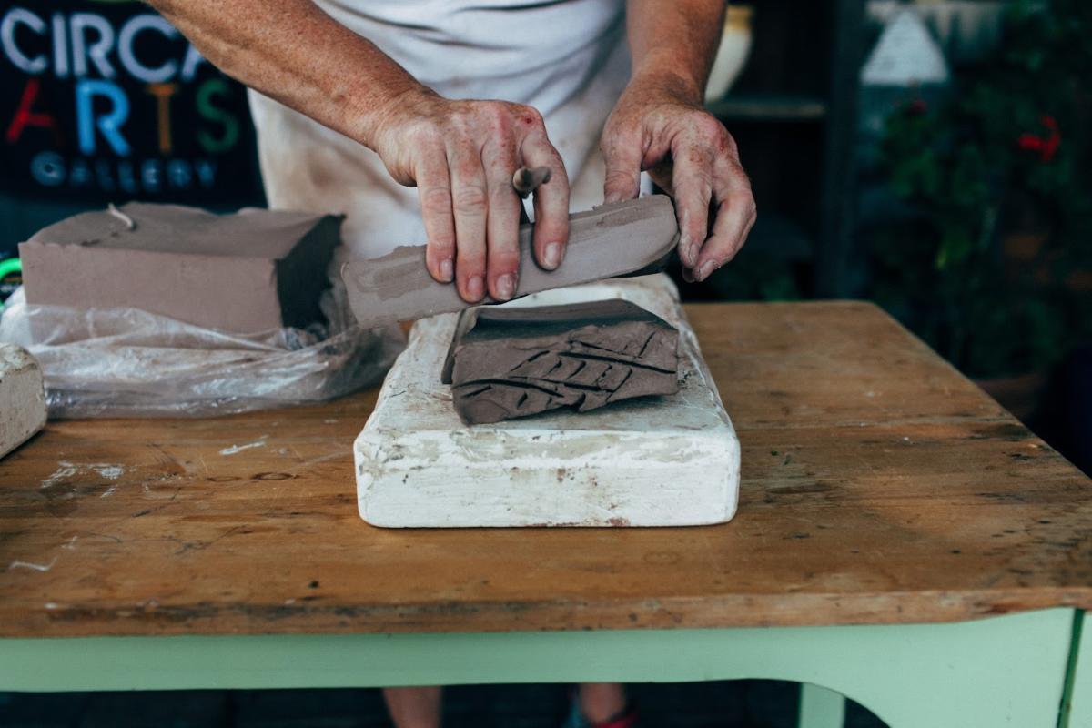 Tile Making Circa Arts