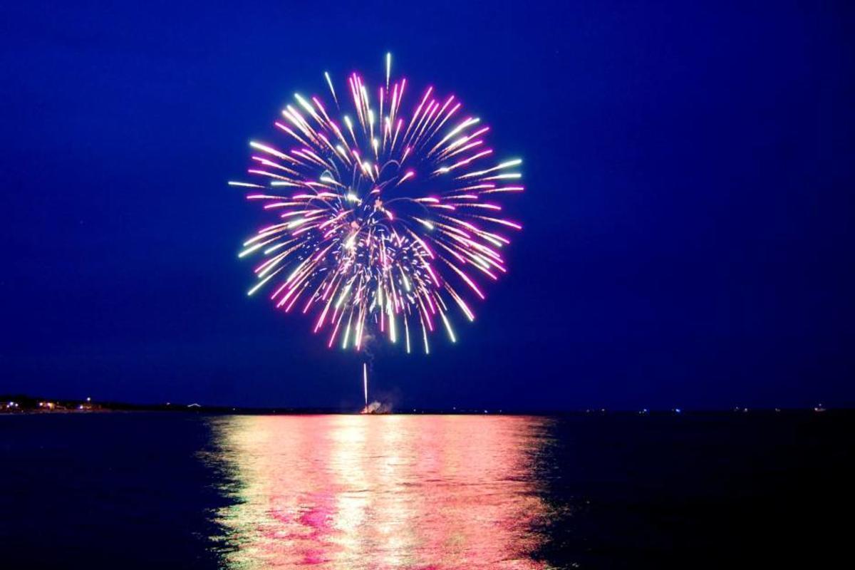 Narragansett Fireworks