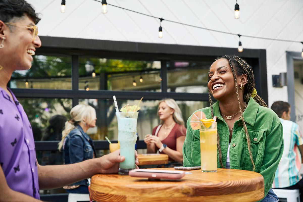 Golden Girl Rum Club in downtown Springfield, Missouri