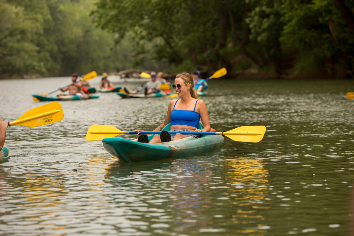 James River Float Series