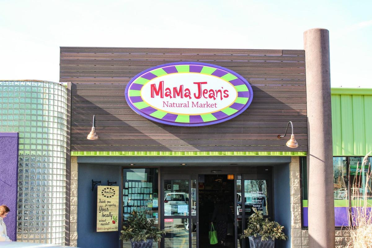MaMa Jean's Natural Market