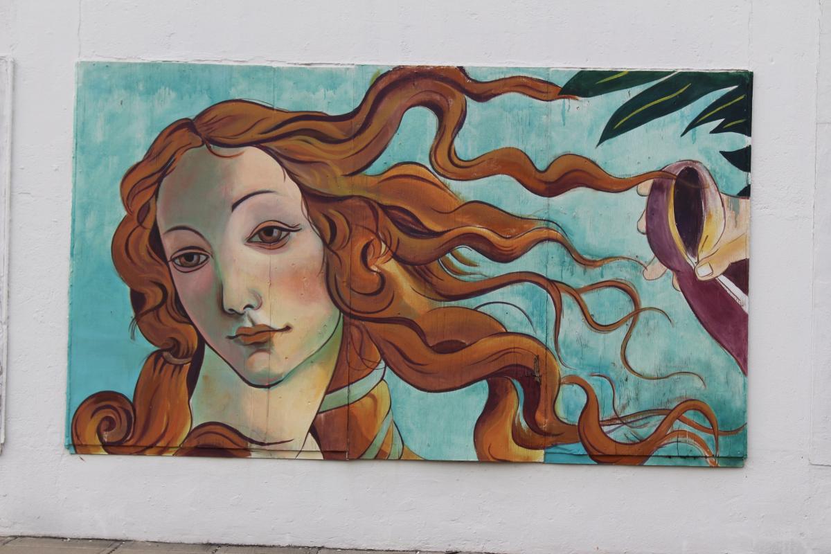 Venus Mural