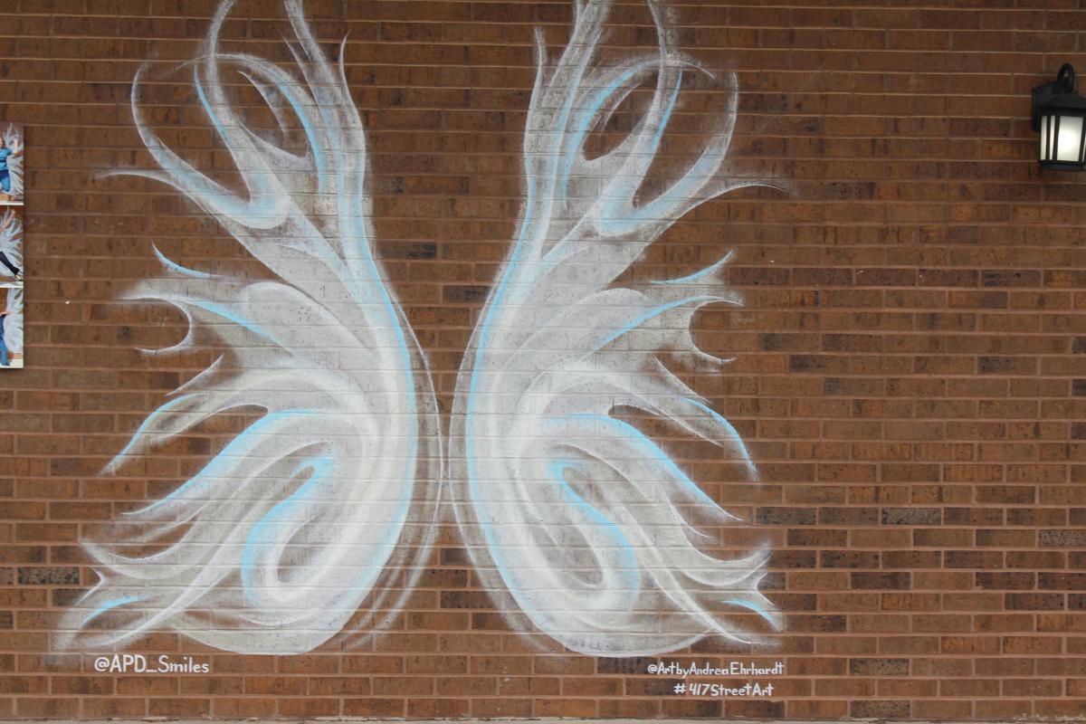White Wings Mural