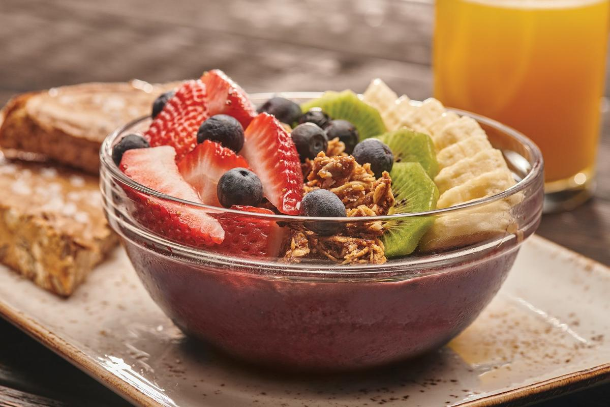 First Watch Acai Bowl, photo courtesy of First Watch