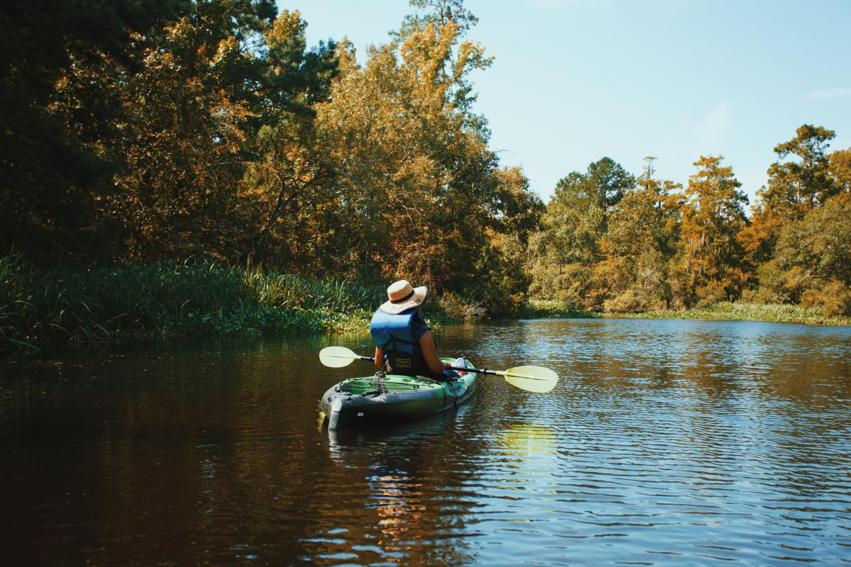 Stevn Rodrigues - Living this Life Jada - Brandy Kayaking