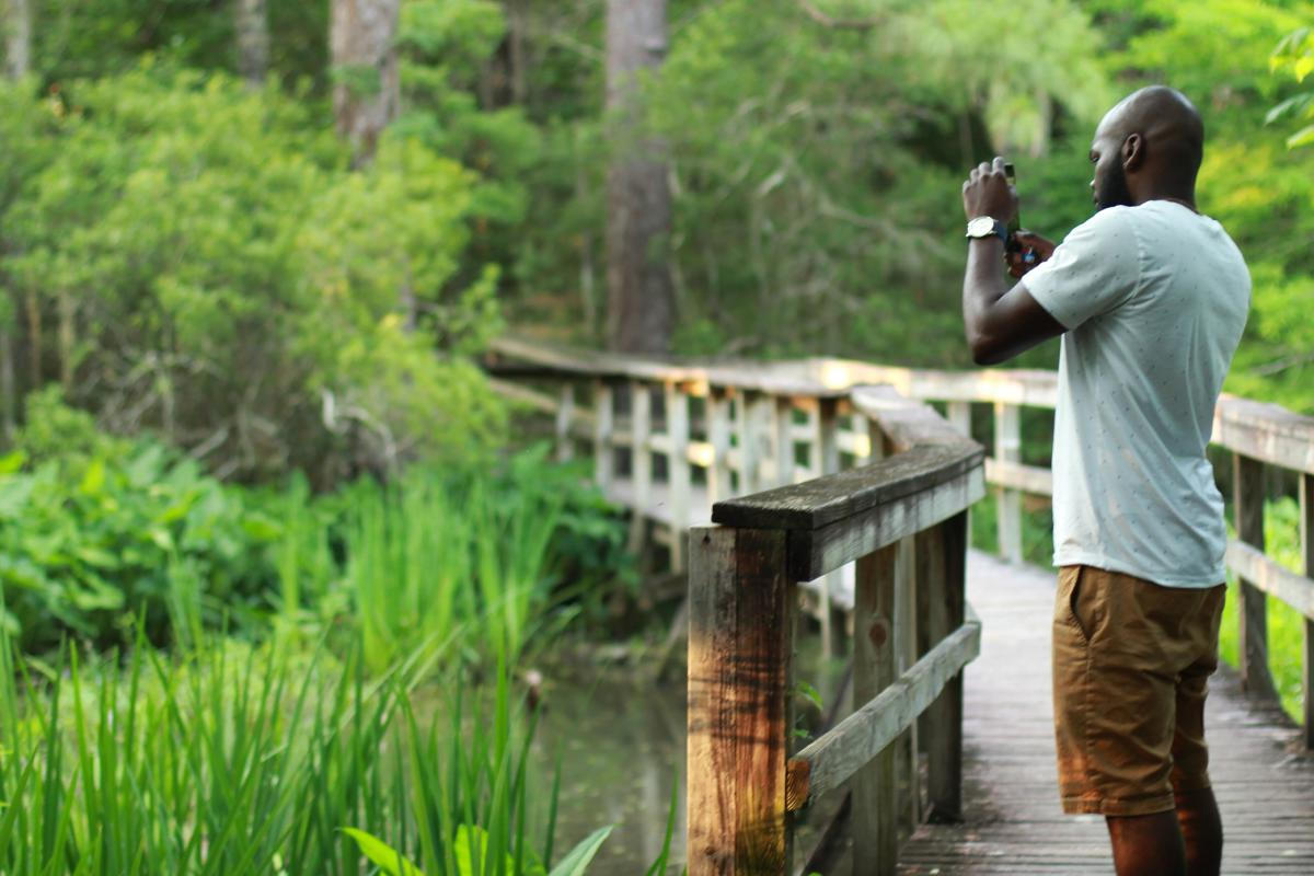 Chelsy Wiley - Northlake Nature Center