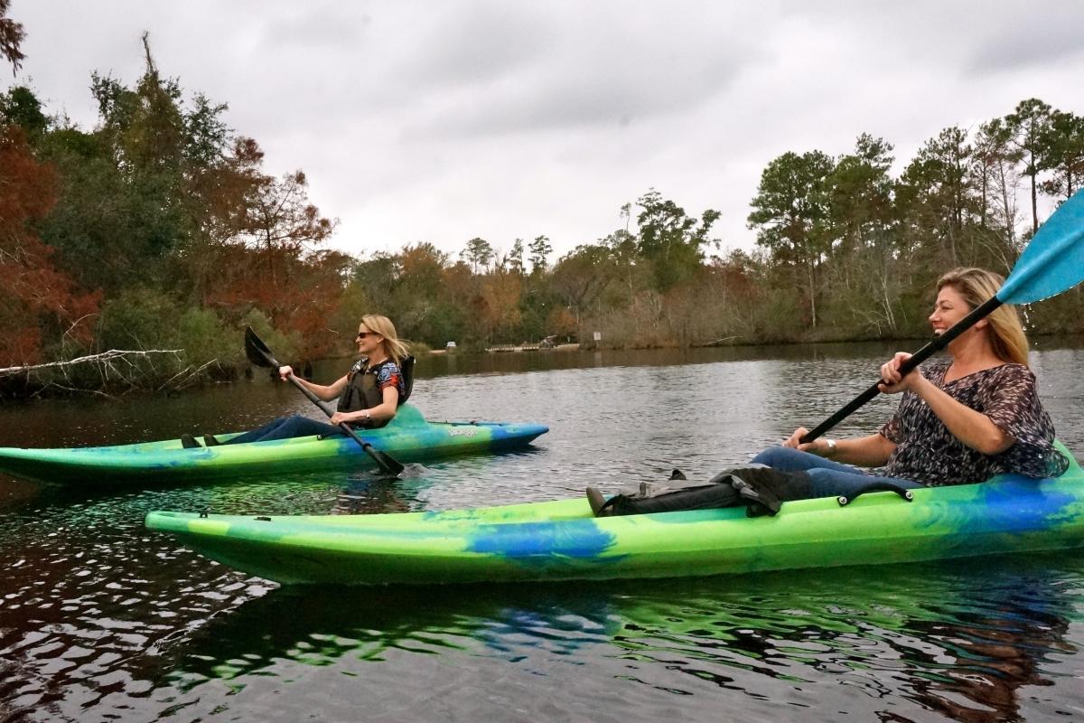 Things to Do Lacombe - Kayaking Bayou Lacombe