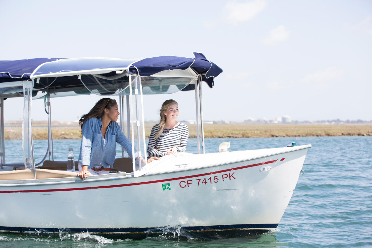 Huntington Harbour Duffy Boat Rentals