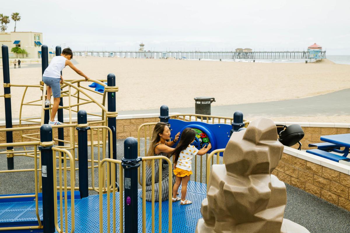 Huntington Beach All-Inclusive Playground