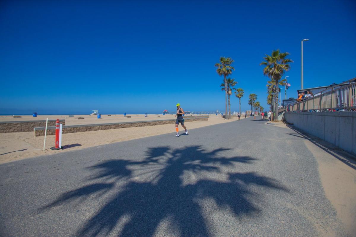 Surf City Marathon in Huntington Beach