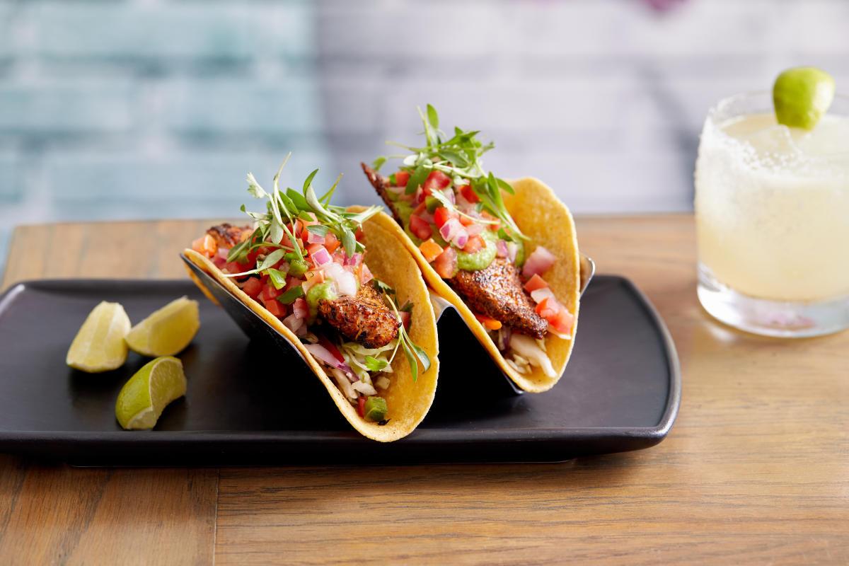 Pacific Hideaway Tacos