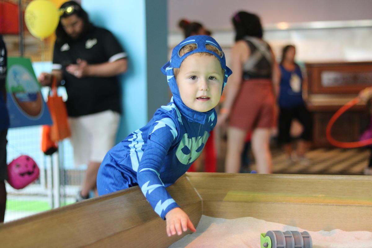 Glazer Children's Museum Halloween