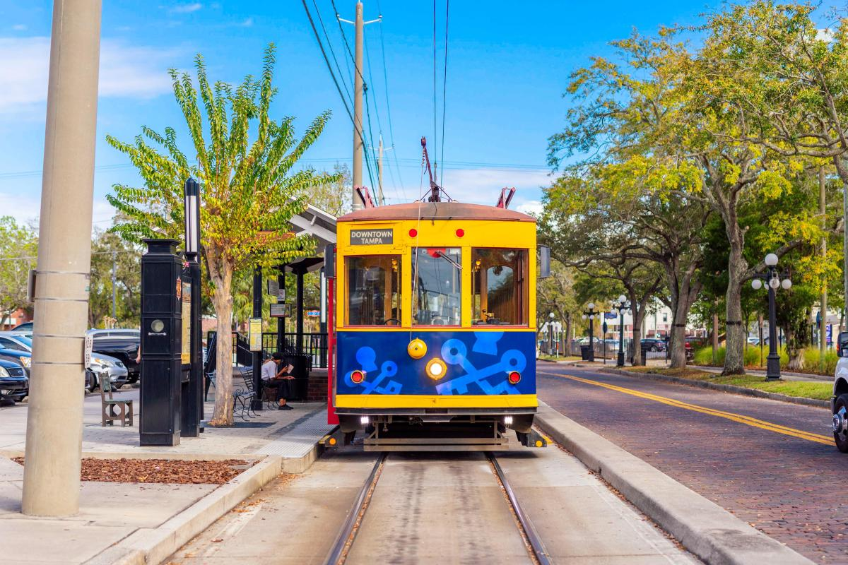 TECO Historic Streetcar