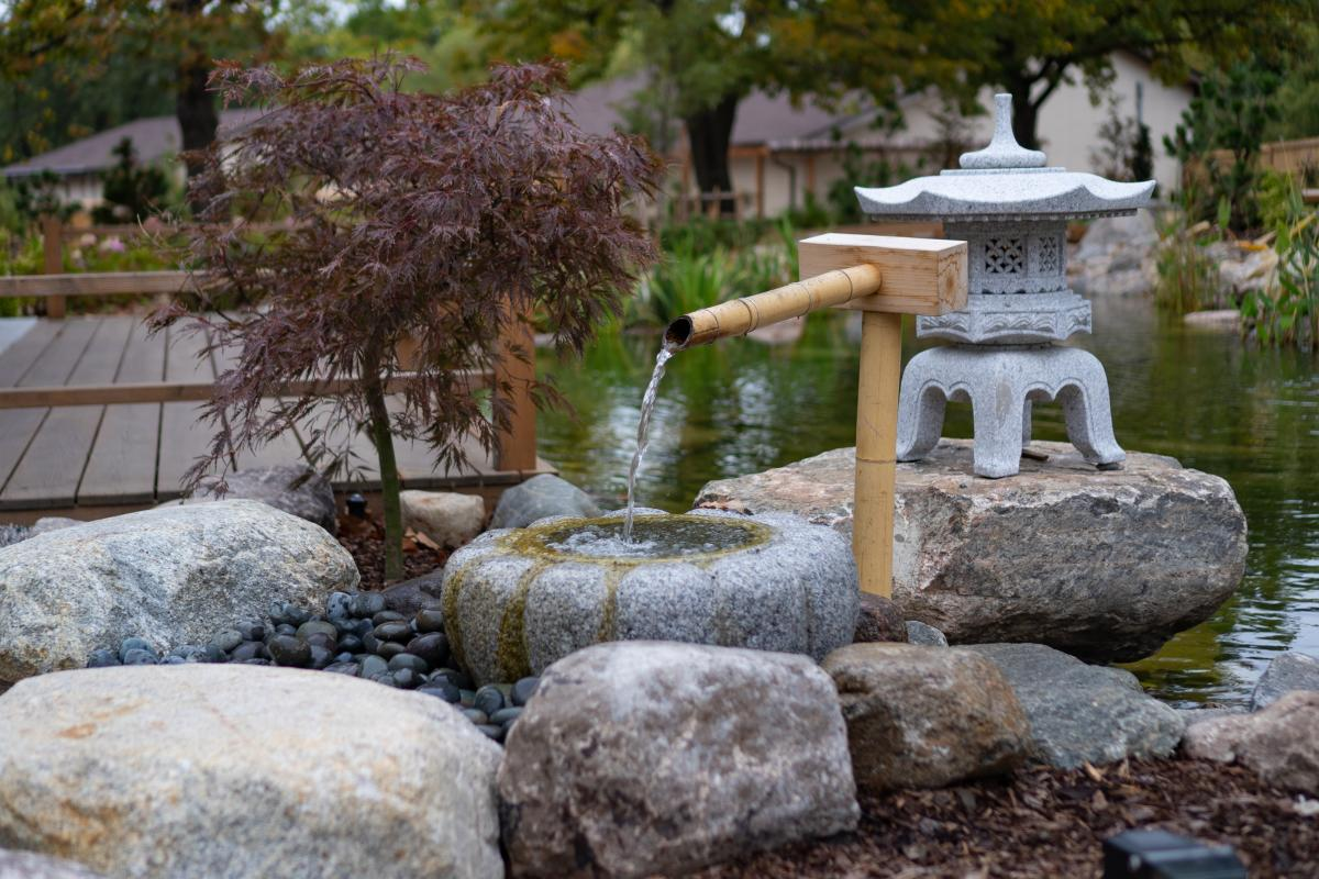 Kay's Japanese Garden | Topeka Zoo in Topeka, KS