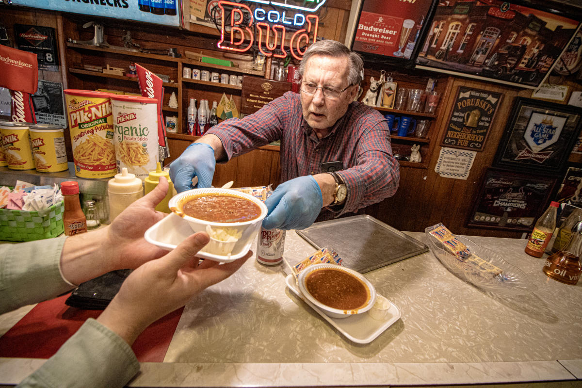 Porubsky's Deli - Chili - Little Russia | Topeka, KS