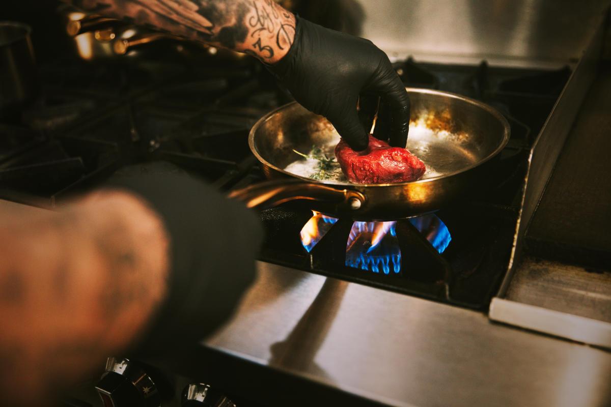 The White Linen - Chef Adam - Steak | Topeka, KS
