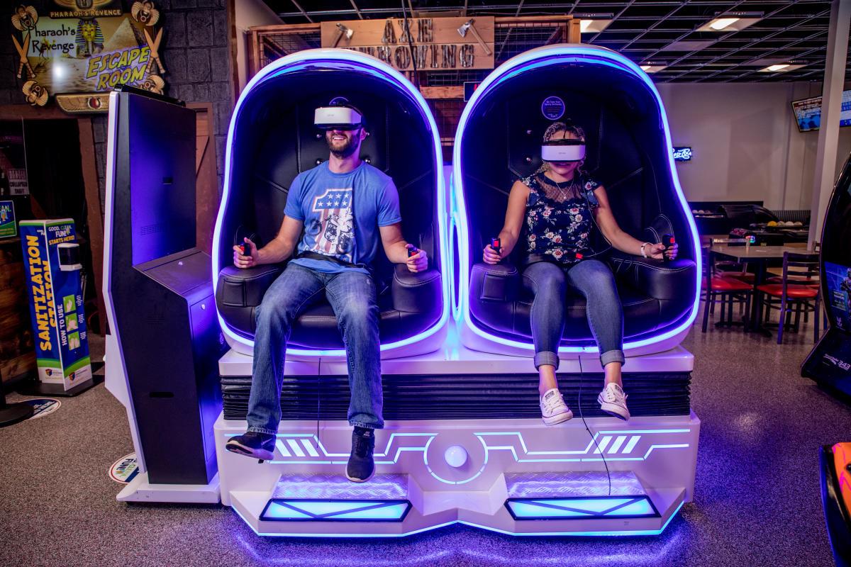 Virtual Reality at the Den