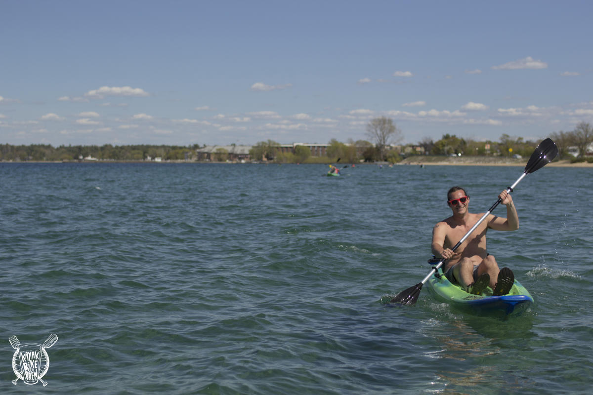 Kayak and Brew