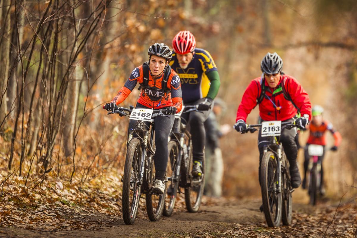 Iceman Cometh Bike Race - Traverse City