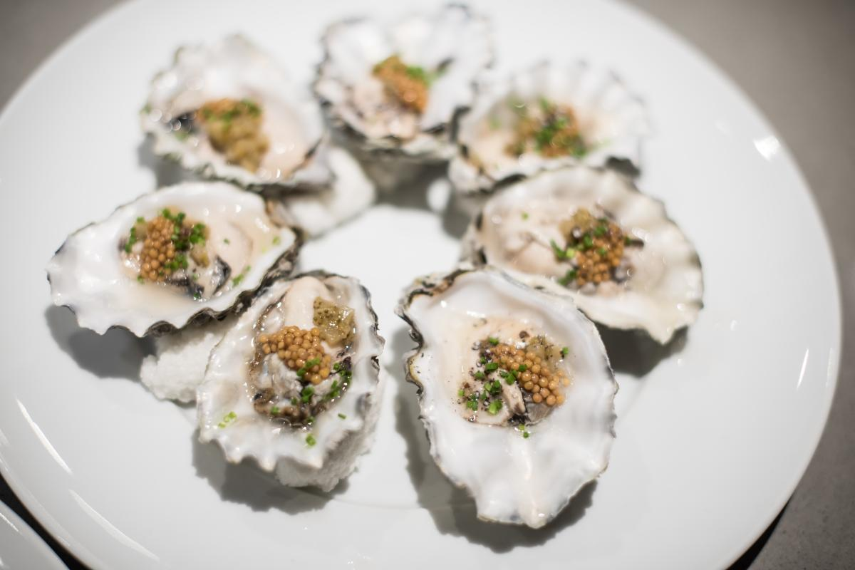 Seafood Oysters