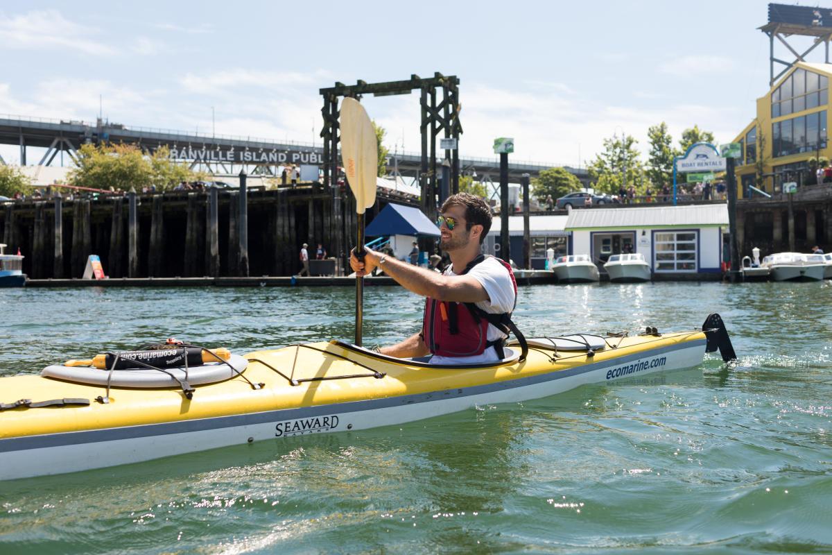 False Creek Kayak