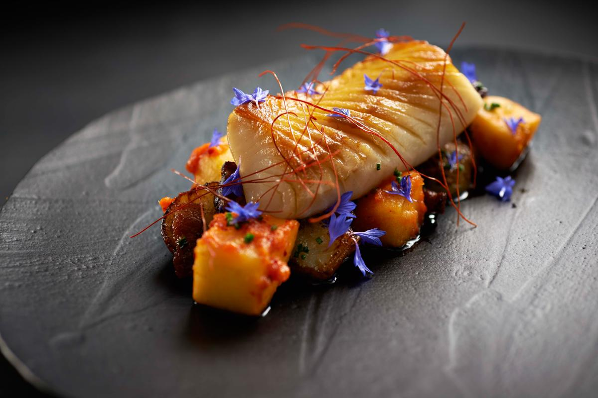 Sablefish hawksworth Food