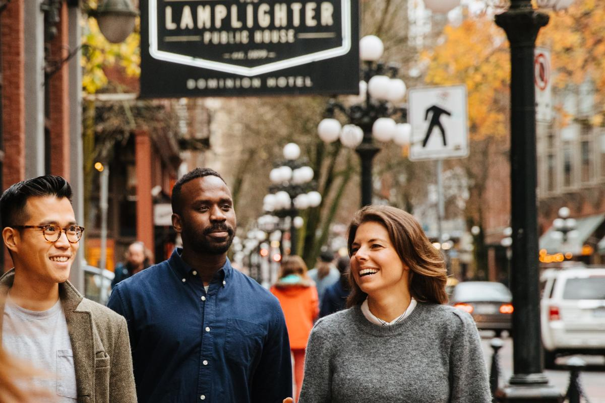 Gastown Lamplighter