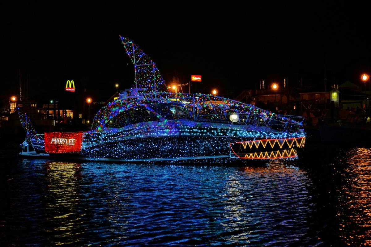 IOL Holiday Flotilla - MaryLee