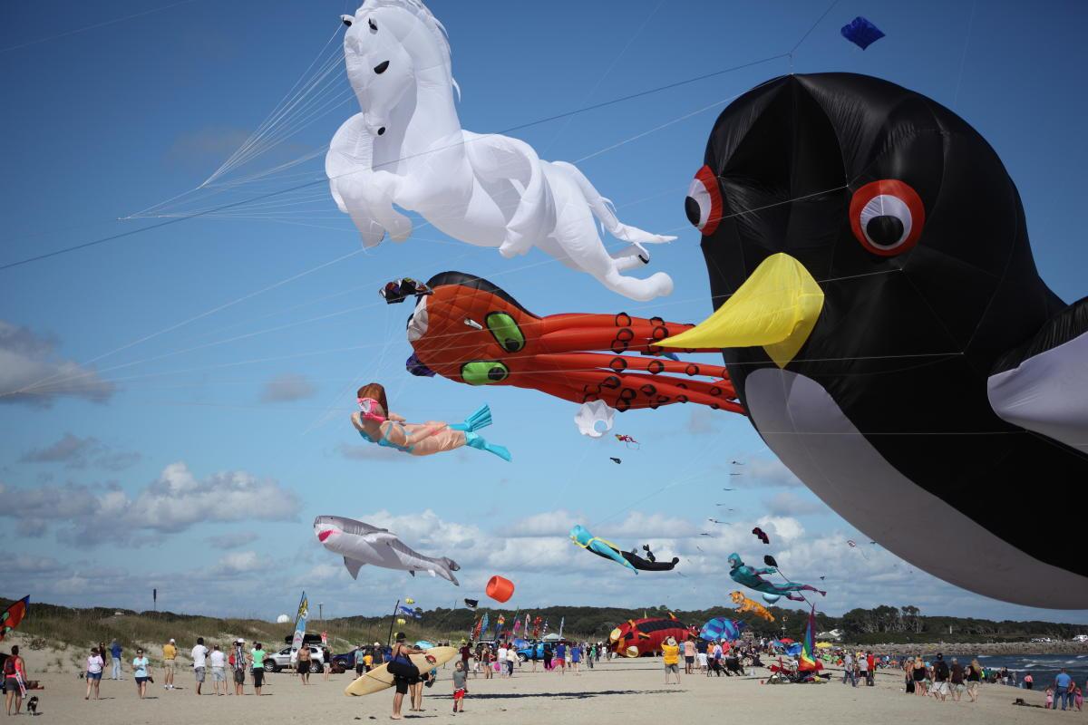 Cape Fear Kite Festival