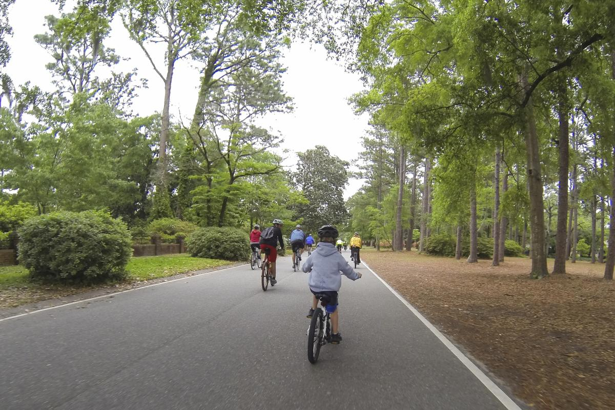 River to Sea Bike Ride