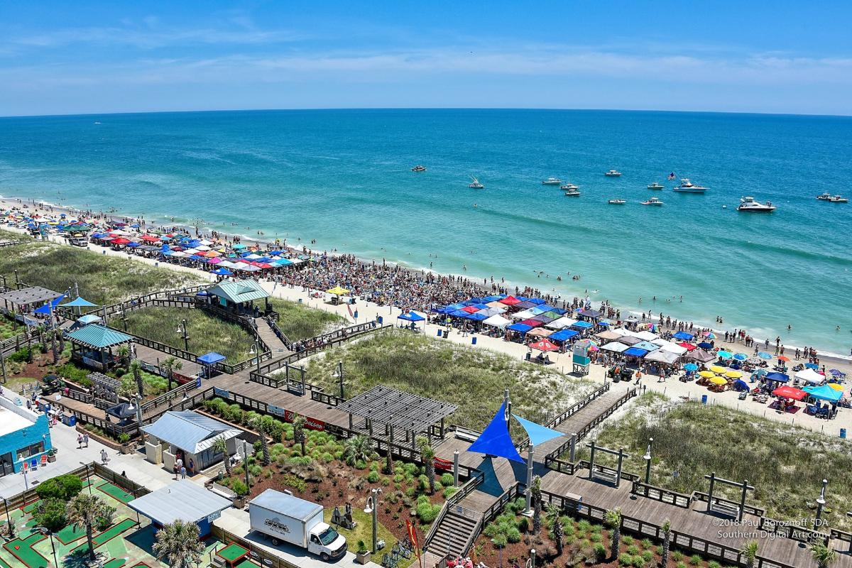 Carolina Beach Music Festival