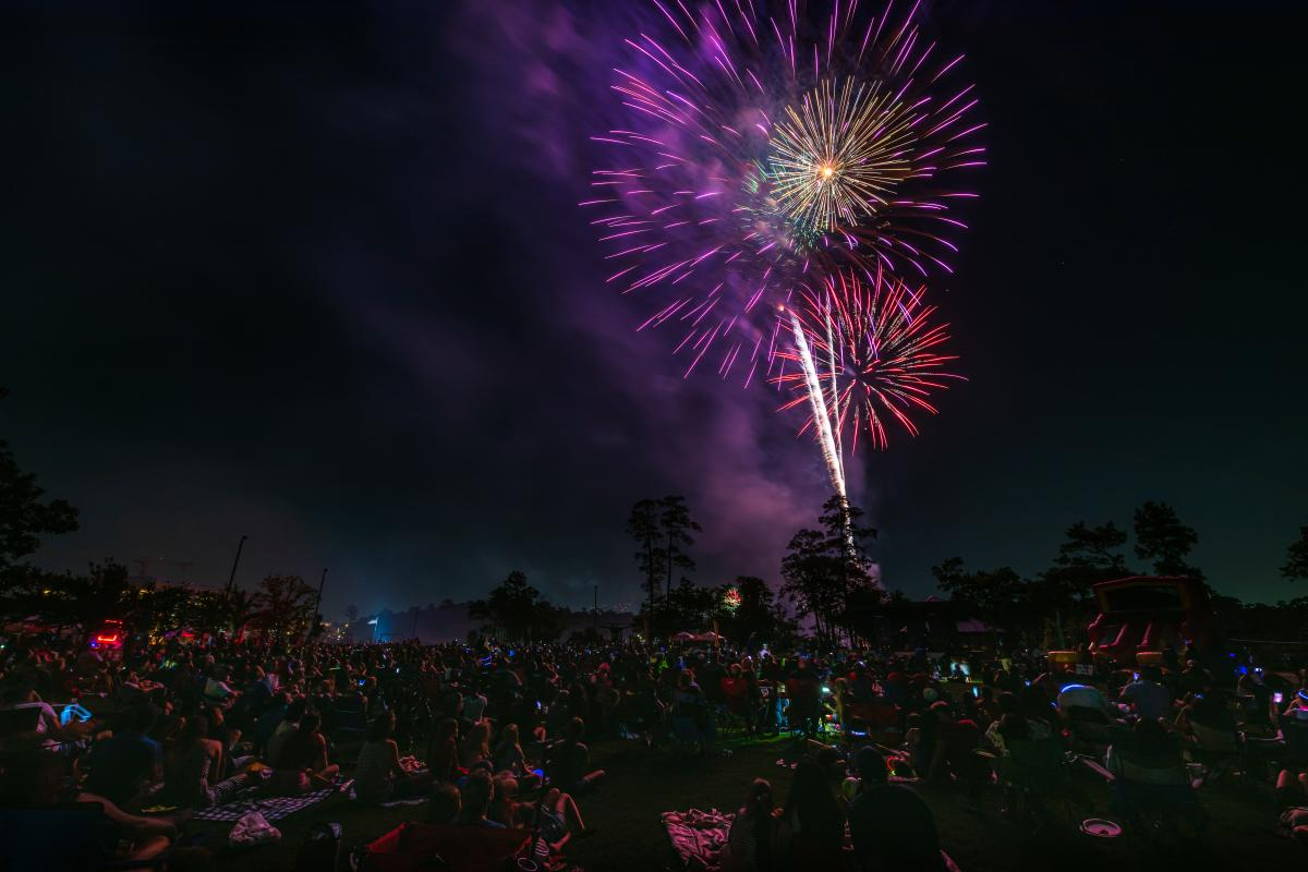 Red Hot and Blue at North Shore Park