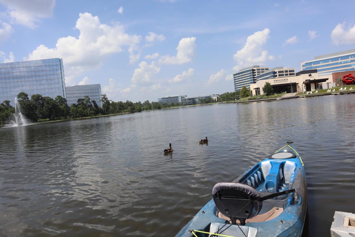 Kayak Rental from Lakes Edge Boat House