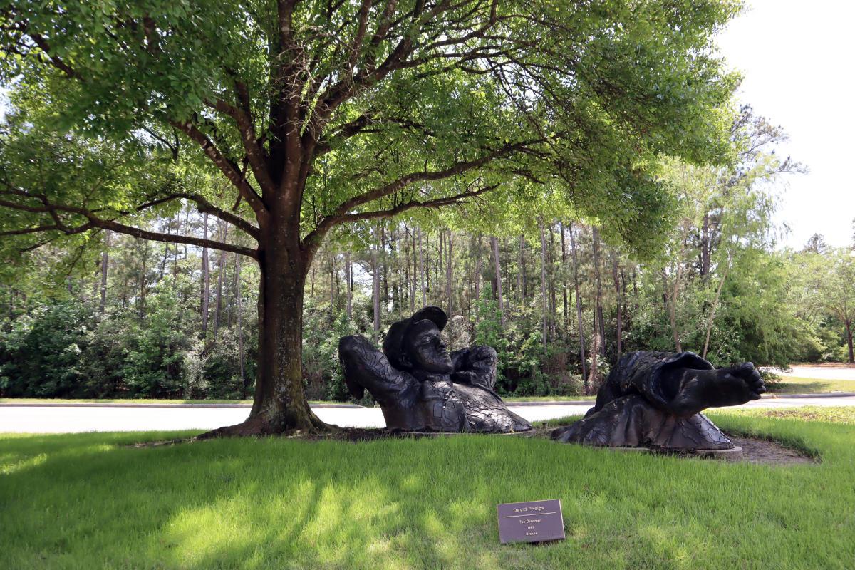 The Dreamer Sculpture