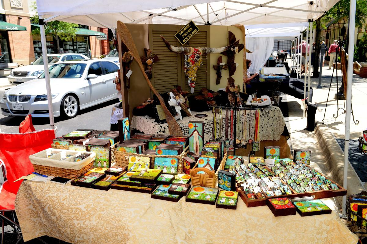 Fall Fine Arts Show at Market Street