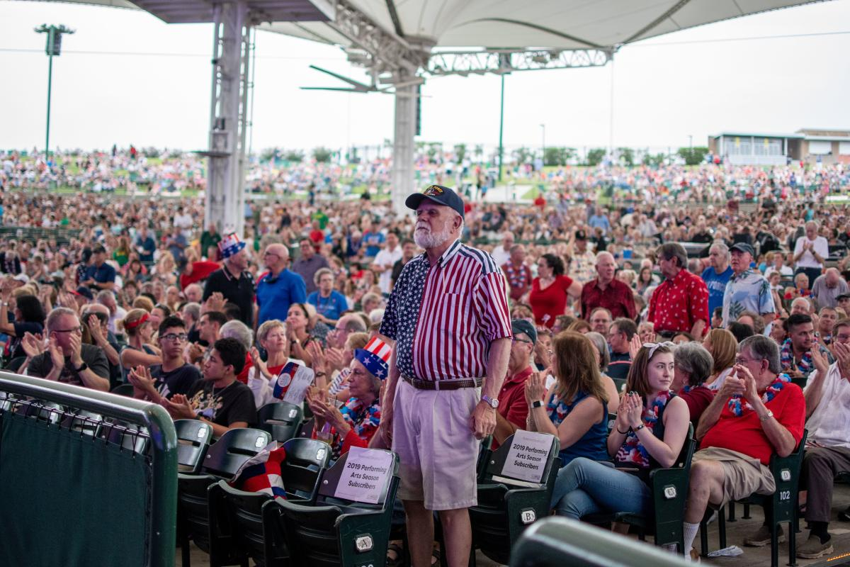 Star-Spangled Salute at The Pavilion